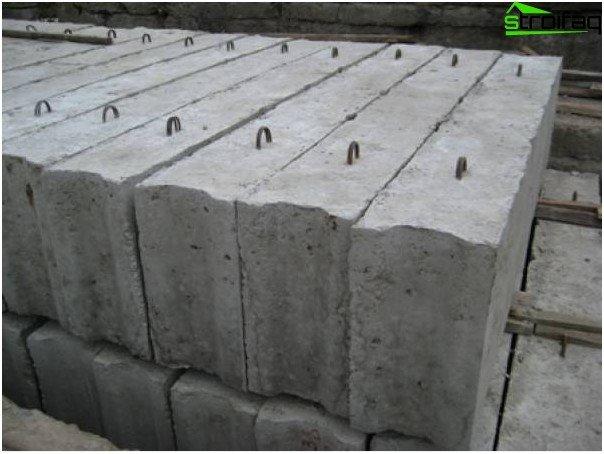 Concrete Blocks For The Foundation Constructive Types