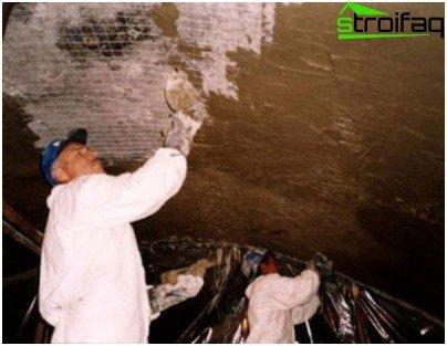 Penetrating waterproofing - protivokapillyarnaya