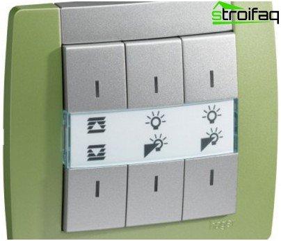 Dimmer key