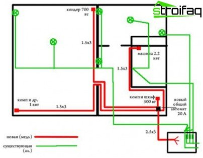 replacement wiring diagram