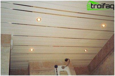 Badkamer Plafond Aluminium : Welke soorten verlaagde plafonds een overzicht van ontwerpen eiste