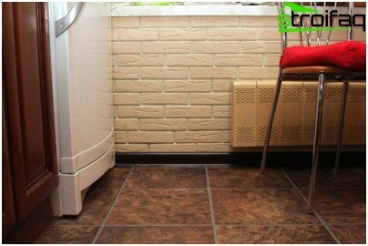 Advantages of laminate flooring in the kitchen