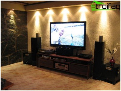 The perfect sound system - the main condition for creating a good home theater
