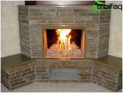 Types of tiles for stoves