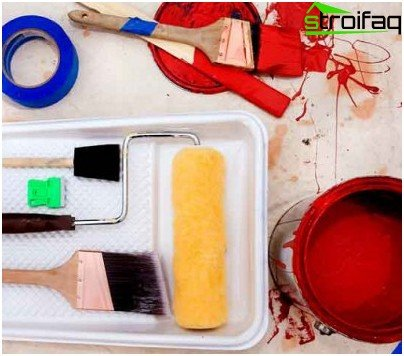 Tools and materials for painting