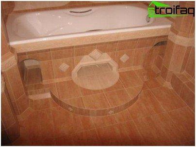 Cómo poner una baldosa en el cuarto de baño: instrucciones ...