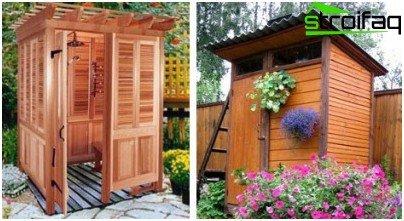 Shower Wood