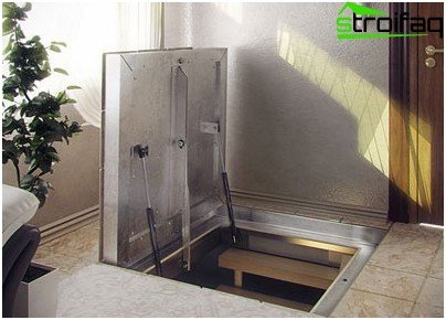 cellar ventilation