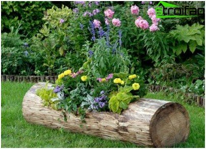 flower beds breakdown