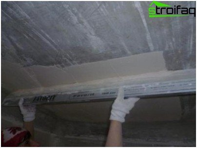 Application plaster