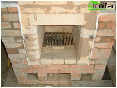 The firebox fireplace