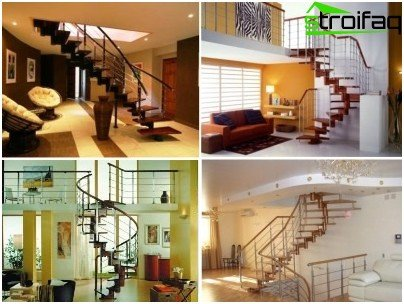 Modular stairs photo