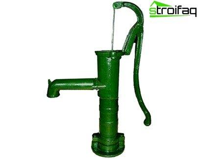 Pompe Per Pozzi I Tipi E Installazione Delle Mani I Principi Di