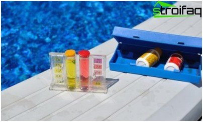 tools for pools