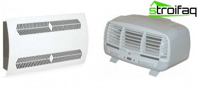 Dehumidifier and Ionizer
