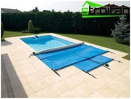 The protective coating for swimming pools
