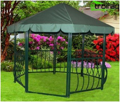 collapsible gazebo