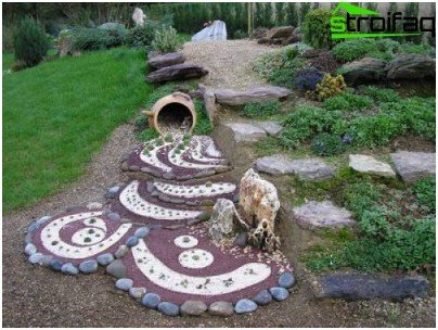 how to create rockeries