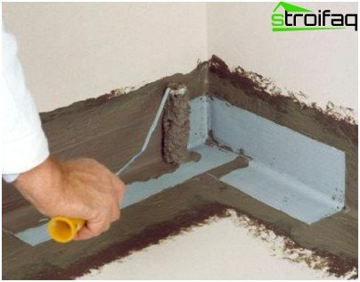 waterproofing mastic