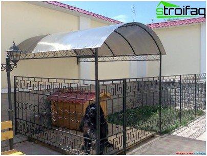 for Costruire un recinto per cani