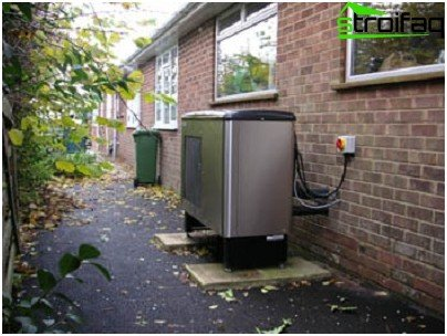 air air heat pump