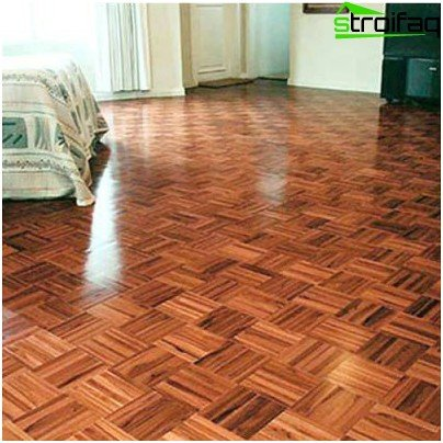 Beautiful parquet