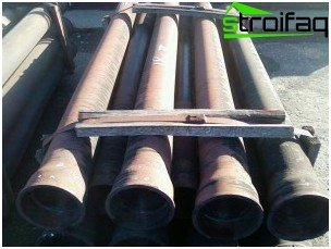 Tubes made of cast iron & Pipes for sewerage - types and characteristics specific differences