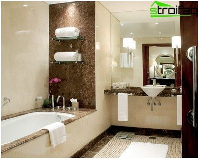 Photo -Sample bathroom design