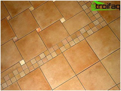 Modular laying tile