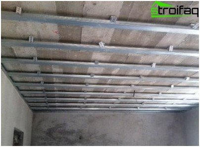 Soundproofing ceiling