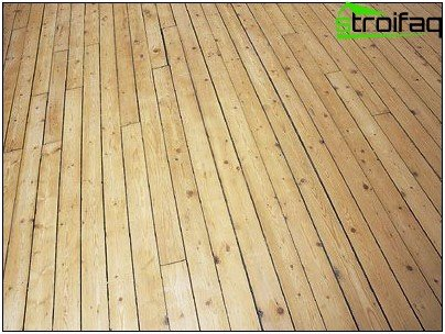 Substitution floorboards