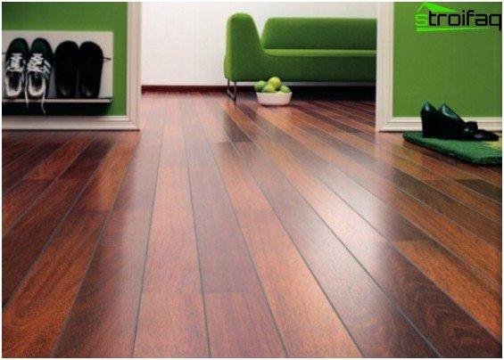 Solid Plank flooring