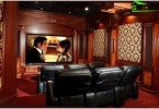 CHOOSING FURNITURE FOR THE HOME THEATER