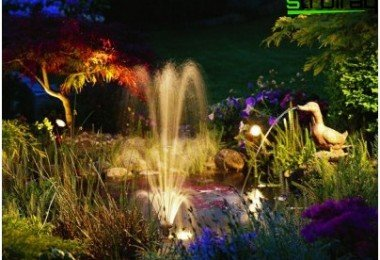 HOW TO MAKE AN INTERESTING GARDEN LIGHTING