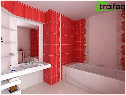 Photo example of bathroom design