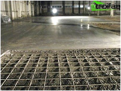 Metal mesh for reinforcement