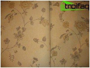 Wallpaper paper-based