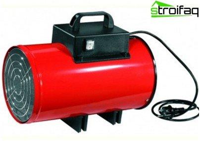 Heat gun Gas