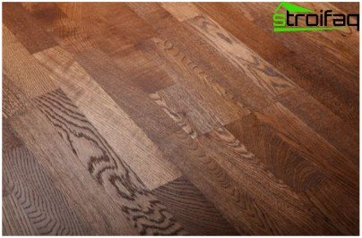 Paul laminated wood flooring