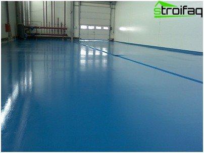 Slikarstvo betonski pod to boja je najbolje koristiti za - Pintura para pintar piso de cemento ...