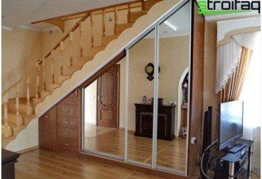 hacer un armario empotrado debajo de las escaleras los tipos de estructuras y su instalacin