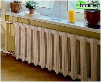 Radiator your heating battery