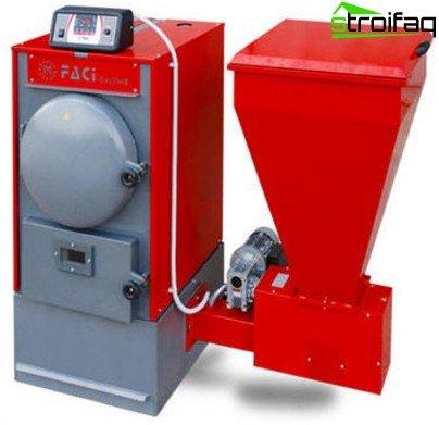 Multi-fuel boiler