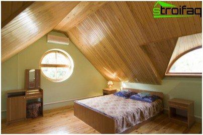 Technology attic insulation
