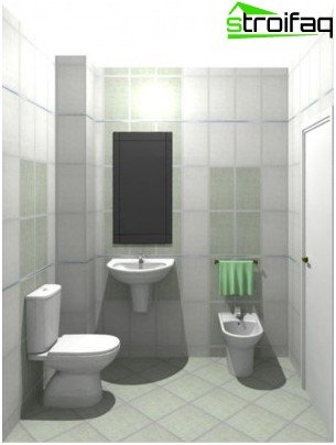 Vertical stacking wall tiles