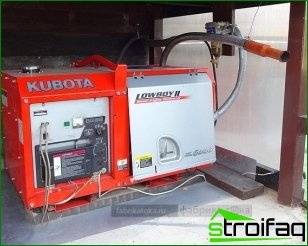 Automation systems and diesel generators