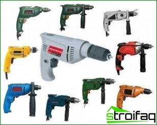 What to look for when choosing a drill
