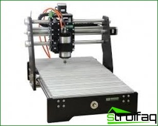Recommendations for choosing a CNC router