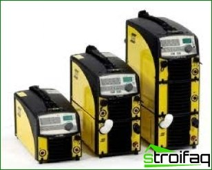 Welding equipment and its types