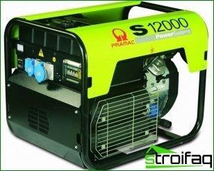 Generators AC and DC